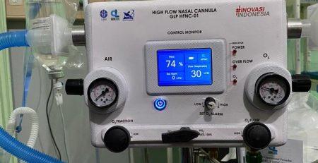 High Flow Nasal Cannula Tersedia di Rumah Sakit As-Suyuthiyyah